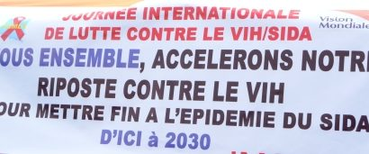 1er DECEMBRE 2016: JOURNEE INTERNATIONALE DE LUTTE CONTRE LE VIH/SIDA